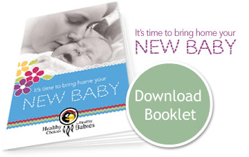 Download Our New Baby Booklet Now