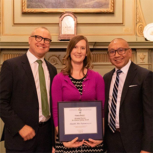 SLMHC pharmacist recognized for pioneering access to new medication