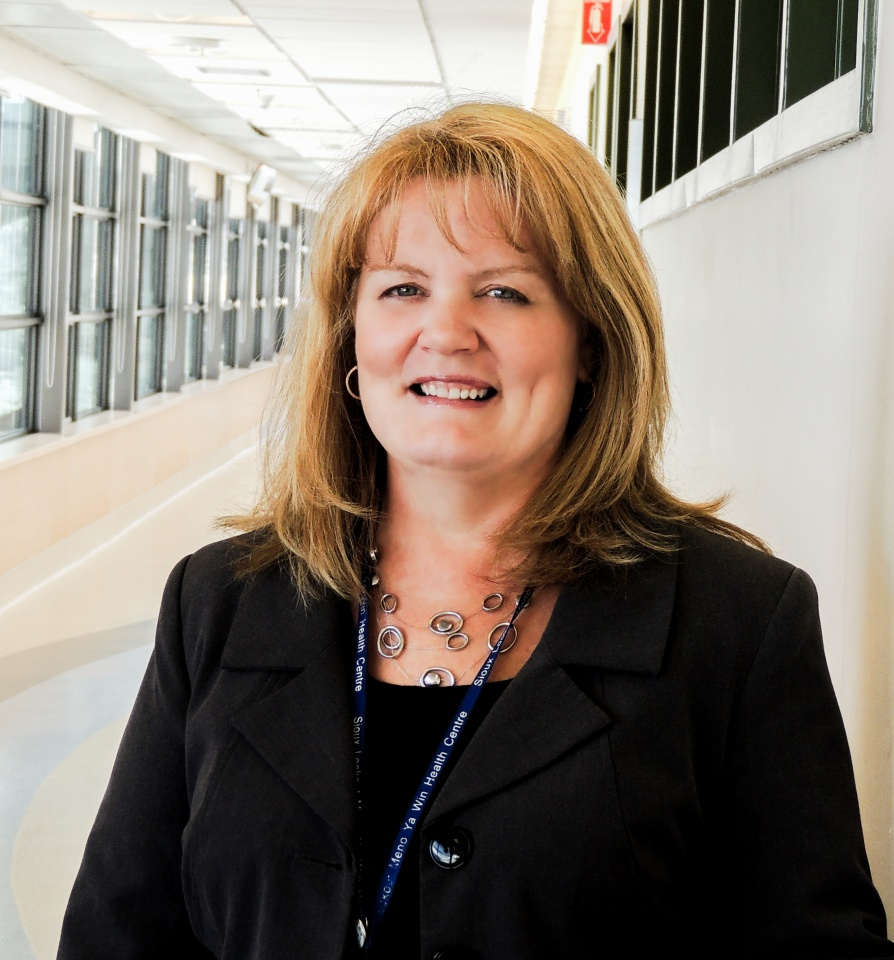 Heather Lee, Acting CEO VP Health Services and CNE